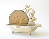 Patchouli Soap / Cold Process Soap / All Natural Soap Bar / WOODSTOCK