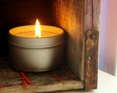 You Choose a Scent - Hand Poured Soy Candle Tins / Singles and Bulk