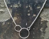 Three Circles, 'Golden Mean' Necklace