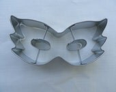 Mask Cookie Cutter 4 inches