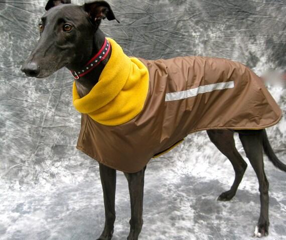 Snow Coat, Golden brown/brown, large