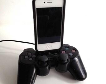 Playstation or Samsung smartphone iphone ipad docking station