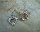 Earring Set of Dolphins (103)