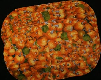 Placemats - Fall - Oval