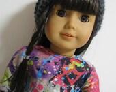 American Girl Doll -Back to School -  Splash of Color