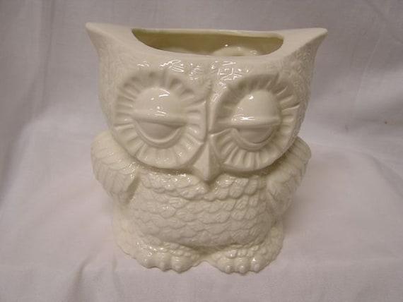 Small Tootsie Pop Owl Mini Vase