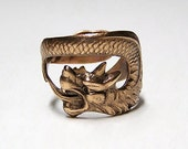 DRAGON SERPENT Ring