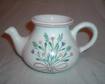 TEAPOT CANDLE HOLDER