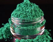 Green Mineral Eyeshadow Lucky