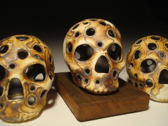 Tectonic Holes  Skulls