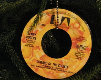 "Kenny Rogers ""Coward of County"""