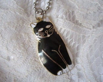 A Cat's Meow Keychain