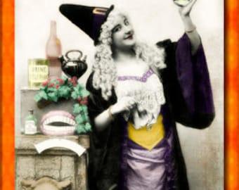I Tricked Your Treat Gothic Artisan Perfume Oil for Halloween 1/8 fl oz