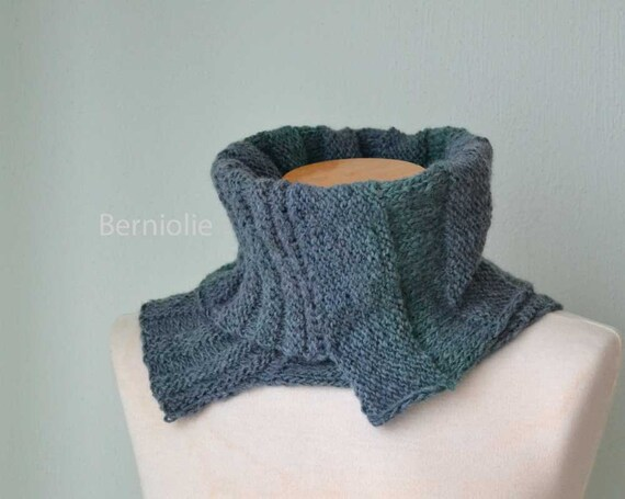 ALEX, Knitting cowl pattern, PDF