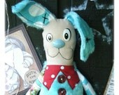 Weird Bunny - Plush Doll Soft Toy