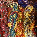RESERVED FOR POZOHONDO - 30 SariRope Skeins - Multicolored Recycled Sari Rope