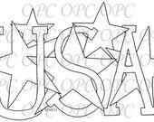 Digital Stamp USA