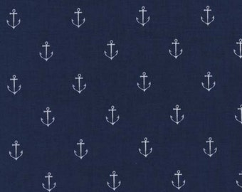 Michael Miller - Anchors Away in Navy