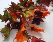 6 Foot Fall leaf garland