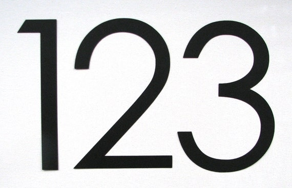 Printables Large Numbers 1-10 big numbers crafthubs items similar to large 1 10 in black great for table numbers