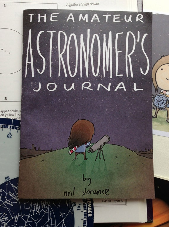 The Amateur Astronomer's Journal by Neil Slorance