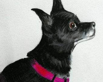Pet Portraiture by Denyer Designs on Buddyschild