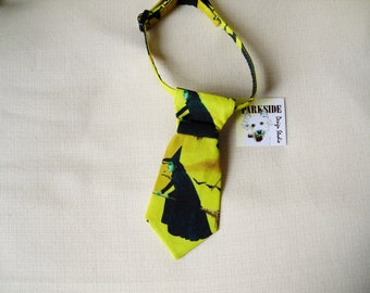 Cat  Or Small Dog Necktie Wicked Witch