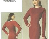 Vogue Pattern V8744 Dress sz 12 14 16 18 2011 FF
