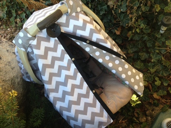 car seat canopy / carseat canopy /carseat cover /car seat cover / nursing cover / infant car seat canopy / baby cover