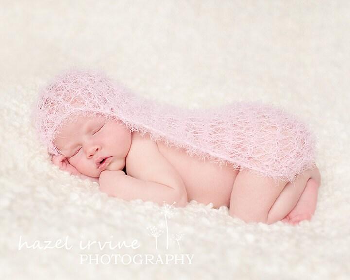 Knitting Pattern Baby Swaddle : KNITTING PATTERN baby wrap newborn photography by ...