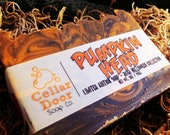 PumpkinHead Bar Soap - Limited Edition - 2012 Halloween Collection