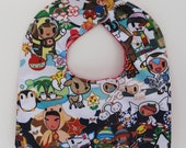 Kawaii Christmas Bib