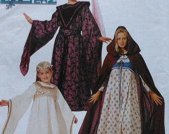 Treasure Troll Costume Sewing Pattern Uncut Child Sizes 7 8