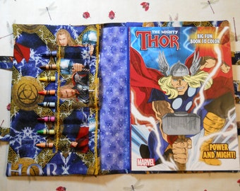50% OFF  THOR Take Everywhere Coloring Book