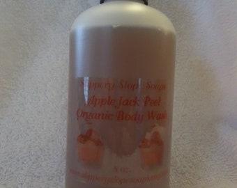 Apple Jack Peel Organic Body Wash - 8oz.