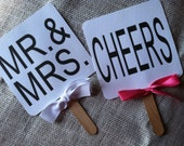 Fan Favor for Weddings, Birthdays, Photo Booths-Any Event