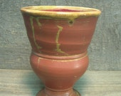 Red and raspberry goblet (IV19)