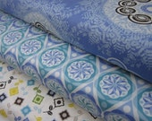 Fabric Bundle: 100% Cotton Fabric from Jenean Morrison Power Pop Collection - 1 YD