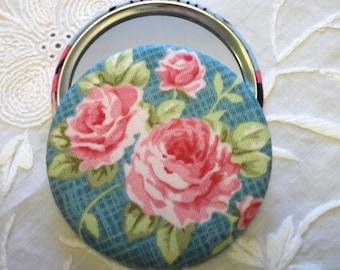 Handmade Pocket Mirror