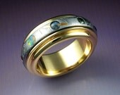 Custom 9 Planets Ring