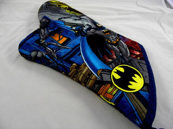 Batman Oven Mitt