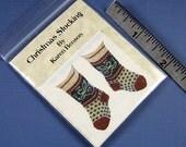 Christmas Stocking Kit - Style K