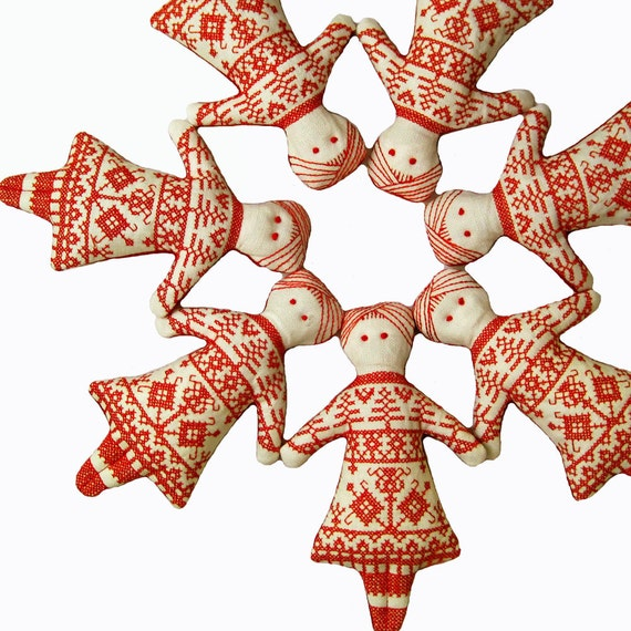 Nordic Christmas Decorations: Unavailable Listing On Etsy