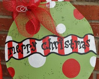 Small Ornament Door Hanger - GREAT TEACHER GIFTS