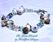 She Loves Seashells- custom order for Eileen - already sold