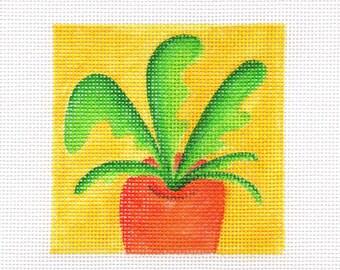 Carrot Top Square Needlepoint - Jody Designs   - B222sq
