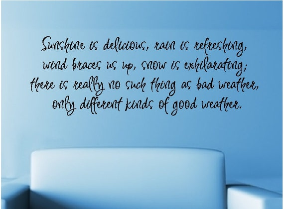 Bad Weather Quotes Funny: Famous Quotes About Weather. QuotesGram