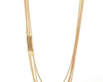 Layered Necklace 190