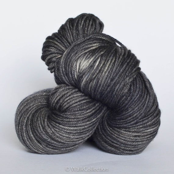 REDUCED - Volcanic Sand ... MCN DK, hand dyed yarn