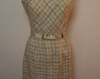 Vintage 1960's/1970's  Country Miss Dress